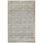 Mosaic Beige / Grey Geometric Rug Rug Size: Rectangle 6' x 9'