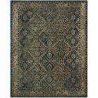 Anatolia Navy/Ivory Area Rug Rug Size: Rectangle 9' x 12'
