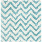 Area Rug Rug Size: Square 5'