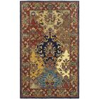 Costilla Wool Hand Tufted Area Rug Rug Size: Rectangle 11' x 17'