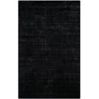 Wald Hand-Woven Anthracite Area Rug Rug Size: Rectangle 8' x 10'