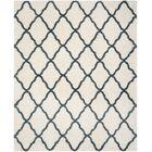 Melvin Beige/Blue Area Rug Rug Size: Rectangle 9' x 12'