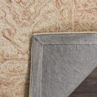 Chancellor Hand-Tufted Wool Ivory Area Rug Rug Size: Rectangle 4' x 6'