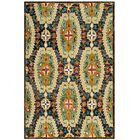 Elford Hand-Tufted Wool Charcoal Area Rug Rug Size: Rectangle 4' x 6'