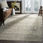 Kline Hand-Knotted Wool Gold Area Rug
