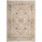Chauncey Ivory Area Rug Rug Size: Rectangle 8' x 10'