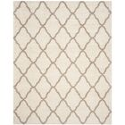 Buford Ivory/Beige Area Rug Rug Size: Rectangle 6' x 9'