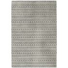 Merriam Hand Tufted Wool Gray Area Rug Rug Size: Rectangle 8' x 10'