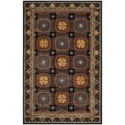 Moss Hand Tufted Wool Brown Area Rug Rug Size: Rectangle 8' x 10'