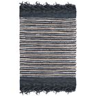 Glostrup Hand Tufted Dark Gray Area Rug Rug Size: Square 6'