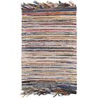 Glostrup Hand Tufted Blue/White Area Rug Rug Size: Rectangle 6' x 9'