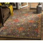 Albrightsville Hand Tufted Wool Charcoal Oriental Area Rug Rug Size: Rectangle 8' x 10'