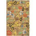 Eldridge Brown Area Rug Rug Size: Rectangle 3'6