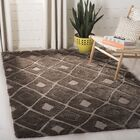Helms Brown/Beige Area Rug Rug Size: Rectangle 4' x 6'