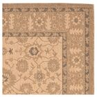 Bexton Natural / Gold Indoor/Outdoor Rug Rug Size: 6'7