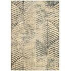 Vintage Light Grey Rug Rug Size: Rectangle 4' x 5'7