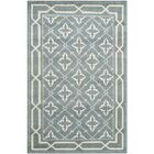 Mosaic Rug Rug Size: Rectangle 4' x 6'
