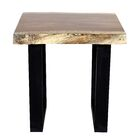 Jean Solid Wood End Table