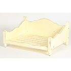 Maxim Solid Wood Dog Bed Size: Small (27.75