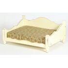 Deborah Dog Bed with Orthopedic Foam Mattress Size: Medium (35.75