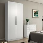 Armoire Finish: White