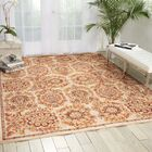 Bel Air Versailles Ivory Area Rug Rug Size: Rectangle 9' x 12'