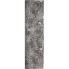Heritage Charcoal Area Rug Rug Size: Runner 2'2