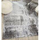 Mcgill Modern Abstract Hand-Woven Gray Area Rug Rug Size: Runner 2'3