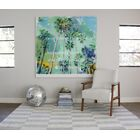 Breaker Hand-Tufted Gray/Blue Area Rug Rug Size: Rectangle 5' x 8'