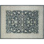One-of-a-Kind Romona Hand-Knotted Oriental Retangle Gray Area Rug
