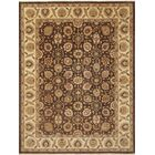One-of-a-Kind MontagueHand-Knotted Oriental Brown Area Rug