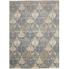 One-of-a-Kind Lona Hand-Knotted Gray Area Rug
