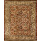 Sangerfield Turkish Hand Knotted Wool Rust Area Rug Rug Size: Rectangle 8'2