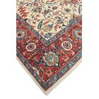 One-of-a-Kind Woodmoor Roheen Hand-Knotted Wool Ivory Area Rug