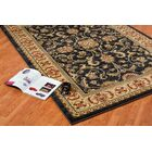 Austell Dark Gray/Cream Area Rug Rug Size: Runner 2'7