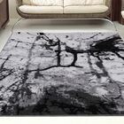 Anise Gray/Black Area Rug Rug Size: Rectangle 6'5