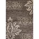 Floret Brown/Beige Area Rug Rug Size: 5' x 7'5