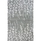 Bob Mackie Home Silver Tranquility Area Rug Rug Size: Rectangle 8' x 11'