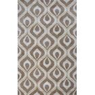 Bob Mackie Home Beige Eye Of The Peacock Area Rug Rug Size: Rectangle 8' x 11'