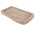 SnooZZy Cozy Crate Donut Dog Bed Size: Large (35