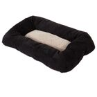 Natural Surroundings Low Bumper Crate Dog Mat Size: X-Small (17.5