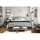 Bushwick Platform Bed Size: Queen, Color: Gray
