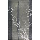 Clarkesville Grey Rug Rug Size: Rectangle 4' x 6'