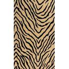 Penley Black and Beige Rug Rug Size: 5' x 8'