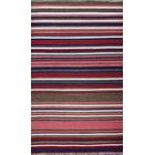 Washington Mews Multi-colored Rug Rug Size: 8' x 11'