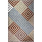 Mccurley Hand-Woven Gold Area Rug Rug Size: 7'6