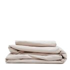 300 Thread Count Cotton Percale Sheet Set Size: Queen, Color: Taupe