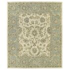 Chisolm King David Ivory Area Rug Rug Size: Rectangle 8' x 10'