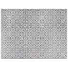 Freestyle™ Deco Wrought Iron/Beige Area Rug Rug Size: Rectangle 6' x 8'