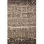 Ximena Brown Area Rug Rug Size: Rectangle 6' x 9'